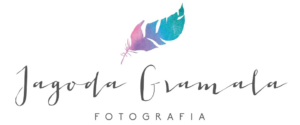 logo Jagoda Gramala fotografia